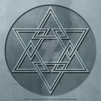 Star of David 2 by yankeedog