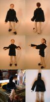 Stop Motion Puppet by shalonpalmer