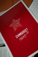 communist party by umbrellasheep