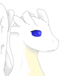 White Dragon by DragonianGirl2000