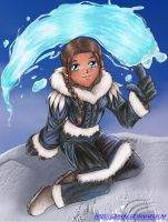 Katara -At the Heart of Winter by Giosuke