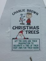 Charlie Brown sign by ussignalman2