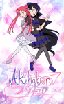 Akihabara Pretty Cure by Lady-Moth