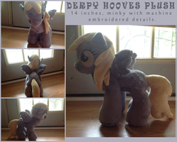 Derpy Hooves Plush by NoxxPlush