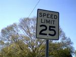 Speed Limit: 25 by BloodiMoonlite