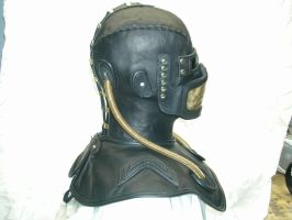 Gunny side view by GriffinLeather