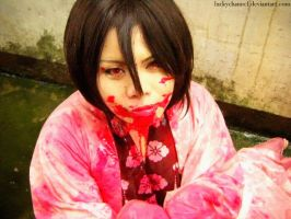 meiko: the bloody princess by Luckychannel