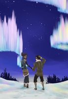 Borra week: Moonlight by worpil