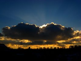 End of The Day View XXXVII by rekokros