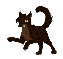 Tigerstar 8D by Pantherklaue