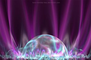 electroconductive orb by ilura-menday-less