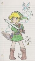 Link Doodle by milkyway4386