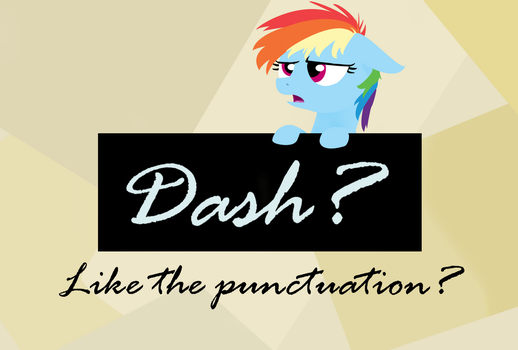 Dash by Pony-from-Everfree