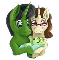 New Baby by CrownePrince