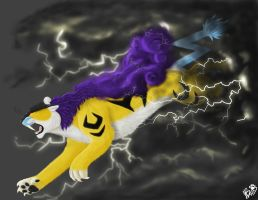 The One of Thunder by JBpaw