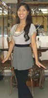 My college outfit on Tuesday, November 18, 2014 1 by Magic-Kristina-KW