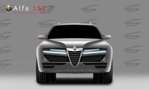 Alfa 157 Stand Alone by FalconXp