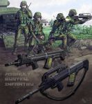 Assault System: Infantry by Hoborginc