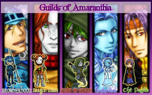 Amaranthian Guilds-Daeva style by AngelERenoir