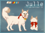 Julle reference sheet by jamzenn