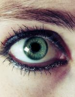 Green Eyes, They're Mine by AcceptedOutcast