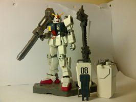 RX-79 [G] Ground Gundam by Draw-Over