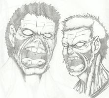 zombies by DJgame42