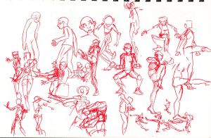 Sketches july 29 2010 27 by FablePaint