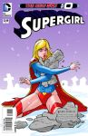 TLIID 150. New Supergirl and Dead Supergirl by AxelMedellin