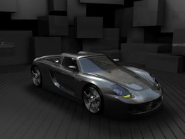 carrera gt by DjEricDesign by 3DEricDesign
