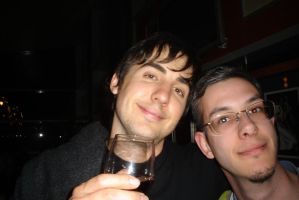 Kevin Rose and Me by tursiops33