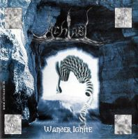 Achiral - Wander Ignite CD cover by criszart