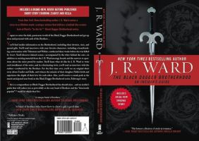 JR Ward's Insider's Guide by MiyakoRei