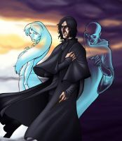 Snape, Light and shadows by Lughnasadh