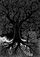 Tree Of Life by mizzrammstein