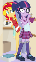 Have You Seen My Boots? by dm29