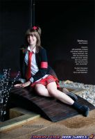Cosplay Fever Book Sample 1 by CosplayFever