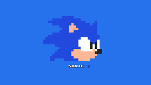 Sonic 8 Background by OMGWEEGEE2