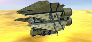 The Greenback Gator Flight Mode by mafia279