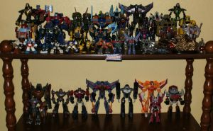 MY TRANSFORMERS COLLECTION 2 by yodana