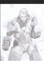 Iron Man, Extremis by dtor91