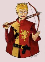 Joffrey Baratheon by cool-slayer