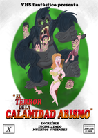 Terror De La Calamidad Abismo by JeffereyCook