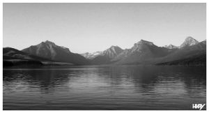 Lake McDonald by hmaxkay