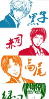 Kurobas: Valentine by 3ternal-Star