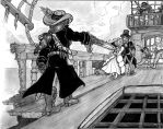 Steam Punk Pirates by CaranVeSereg