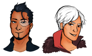 The Boys by D-Dragons