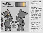 Reference: Zuse [personal] by DesmodiaDesigns