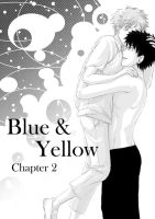 Blue+Yellow Ch2 Cover by Mila-Valentine