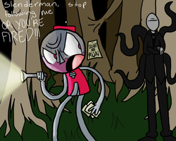 Benson in Slender by TVZRandomness